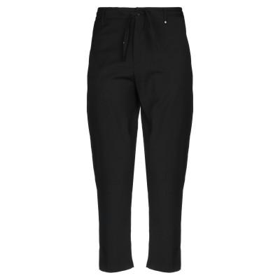 BL.11  BLOCK ELEVEN パンツ ブラック 50 ポリエステル 70% / レーヨン 30% パンツ