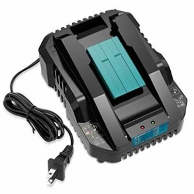 マキタ 充電器 18v バッテリー対応 マキタ互換充電器 小型 DC18RC マキタ14.4vバッテリー対応 BL1860 BL1830 BL1860b BL1830b BL1460b BL