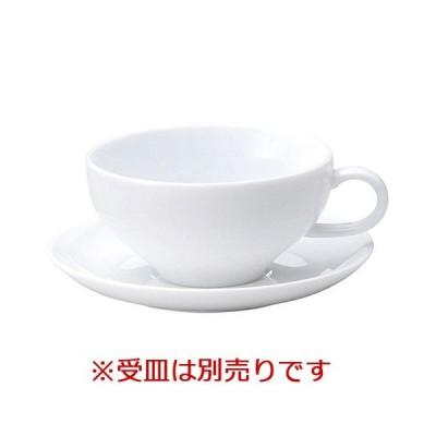 片手スープカップ(マジェスタ) スープ・カプチーノ・ブイヨン碗皿 高さ57(mm)/業務用/新品