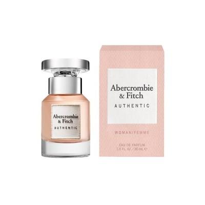 アバクロンビー&フィッチ Abercrombie&Fitch オーセンティック フォーハー EDP SP 30ml 【香水】【あすつく】