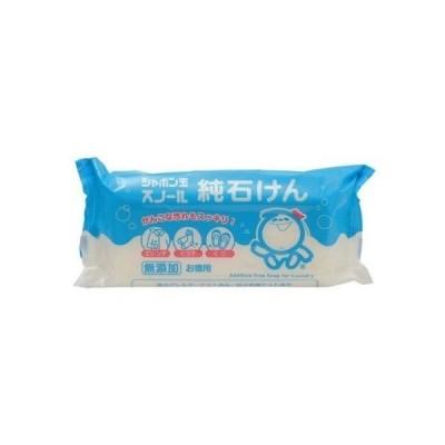 【あわせ買い2999円以上で送料無料】シャボン玉 スノール 純石けん 180g