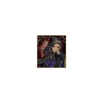 中古紙製品 ジャミル・バイパー 「ディズニー ツイステッドワンダーランド ビジュアル色紙コレクションvol.4」
