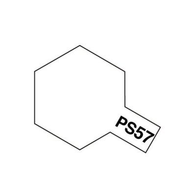 タミヤポリカーボネートスプレー◇PS-57 パールホワイト