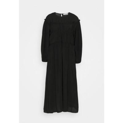 エディテッド レディース ドレス CANICE DRESS - Day dress - schwarz
