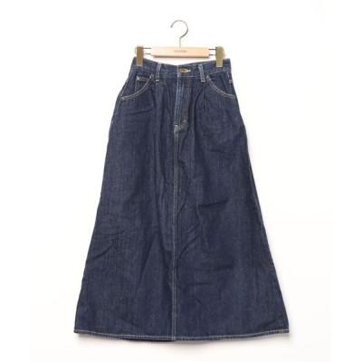 ZOZOUSED / デニムロングスカート【Leeコラボ】 WOMEN スカート > デニムスカート