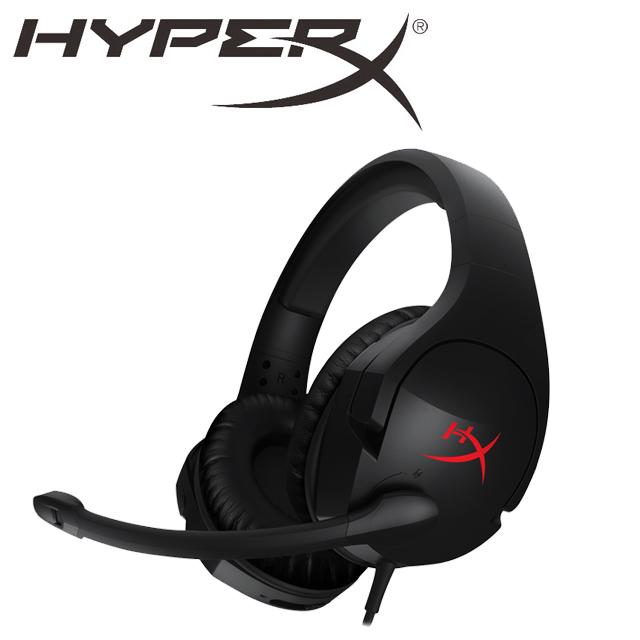HyperX Cloud Stinger 電競耳機(HX-HSCS-BK/AS)