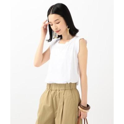 SHIPS for women / シップスウィメン CAL.Berries:カースタルTシャツ