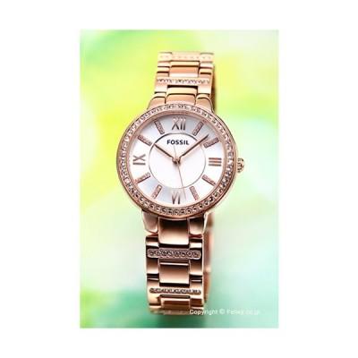 フォッシル FOSSIL 腕時計 レディース バージニア ローズゴールド ES3284