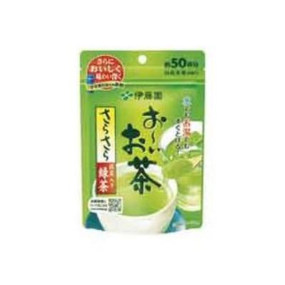 (業務用40セット)伊藤園 おーいお茶抹茶入りさらさら緑茶40g 〔送料無料〕