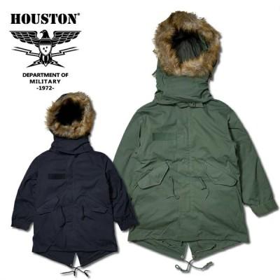【クーポン対象外】HOUSTON / ヒューストン 5408 M-65 Parka /M-65 パーカー -全2色-