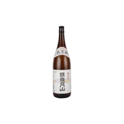 日本酒 山形県 銀嶺月山 純米酒 1.8L 1本