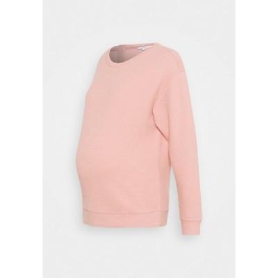 ノッピイーズ パーカー・スウェットシャツ レディース アウター AIMEE - Sweatshirt - rose tan