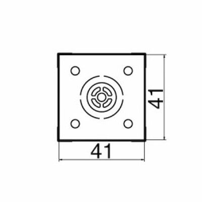 HAKKO 白光 ハッコー N51-26 ノズル/BGA 40MMX40MM N5126