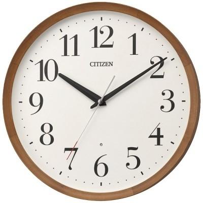 シチズン 電波掛時計