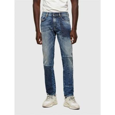 ディーゼル Diesel メンズ ジーンズ・デニム ボトムス・パンツ D Strukt Jeans Blue