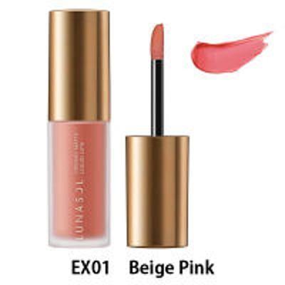 カネボウ化粧品LUNASOL(ルナソル) クリーミィマットリクイドリップス EX01 ベージュピンク<PK>