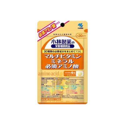 小林製薬 マルチビタミンミネラル必須アミノ酸 120粒【送料無料】【ポスト投函】