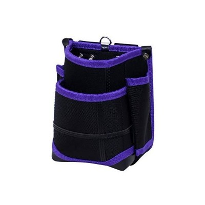 KH 武尊魂 二段 腰袋 黒/紫