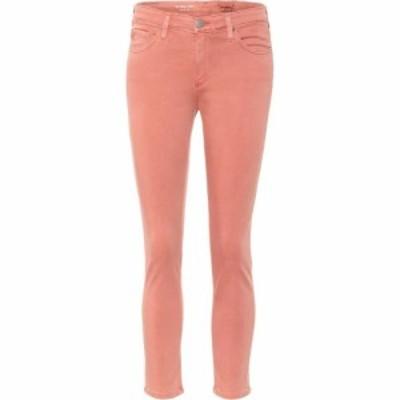 エージージーンズ AG Jeans レディース ジーンズ・デニム ボトムス・パンツ Prima Crop Mid-Rise Cigarette Pants Slpnat