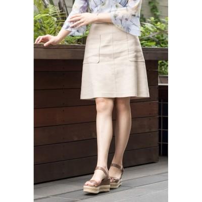 【ジルスチュアート/JILLSTUART】 ◆ドロシー台形スカート
