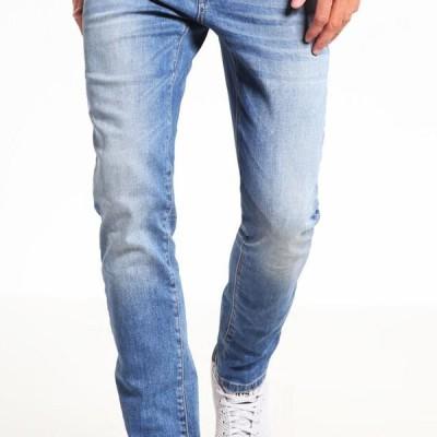 ピアワン メンズ ファッション Slim fit jeans - light blue
