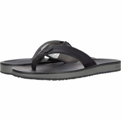 リーフ Reef メンズ シューズ・靴 Journeyer Black/Grey
