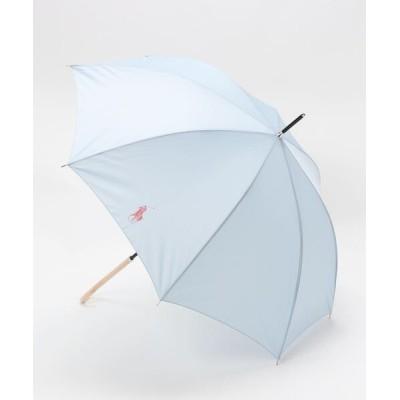 "MOONBAT / 傘 ""無地 BIG LOGO"" WOMEN ファッション雑貨 > 長傘"