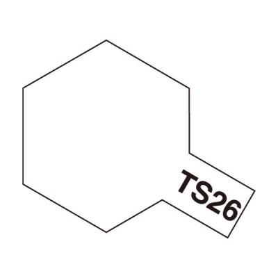 タミヤスプレー TS-26 ピュアーホワイト