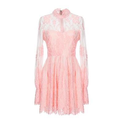 NORA BARTH ミニワンピース&ドレス ピンク 42 ポリエステル 75% / ナイロン 25% ミニワンピース&ドレス
