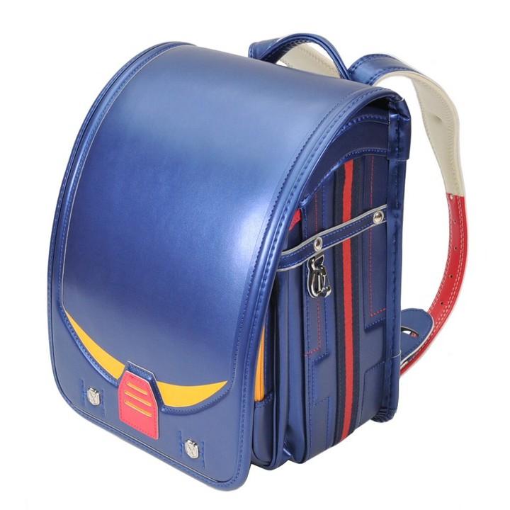 VISO寶貝之翼G/ 宇宙超人 RX-78-2 藍 手工護脊書包 誠品eslite