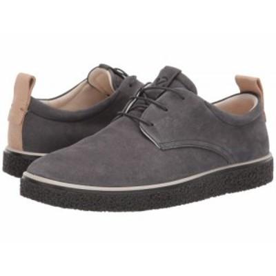 ECCO エコー メンズ 男性用 シューズ 靴 オックスフォード 紳士靴 通勤靴 Crepetray Derby Tie Magnet【送料無料】