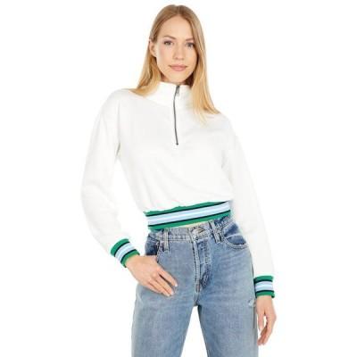 スティーブ マデン レディース パーカー・スウェット アウター Zip It Good Sweatshirt