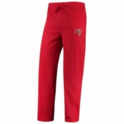 Concepts Sport コンセプト スポーツ スポーツ用品  Concepts Sport Tampa Bay Buccaneers Red Scrub Pants