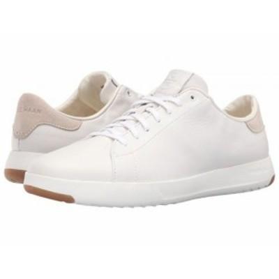 Cole Haan コールハーン メンズ 男性用 シューズ 靴 スニーカー 運動靴 GrandPro Tennis Sneaker White【送料無料】