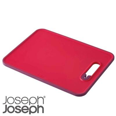 まな板 カッティングボード シャープナー ジョセフジョセフ スライス&シャープン スモール レッド 601084 (送料無料)