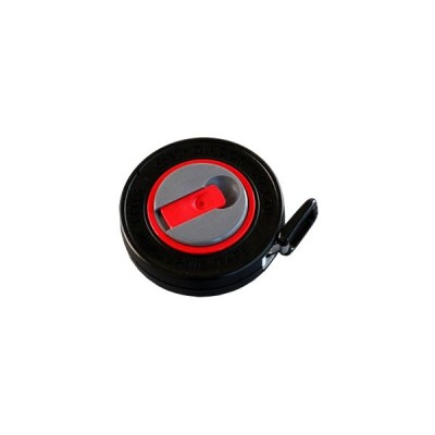 日本度器 直径・円周測定用巻尺 コメット・ミニ型パイ尺 10mm巾 鋼製巻尺 CMπ-3