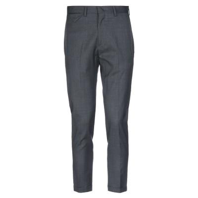 LOW BRAND パンツ 鉛色 31 バージンウール 100% パンツ