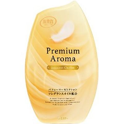 エステー お部屋の消臭力 PremiumAroma イノセントシフォン400ml