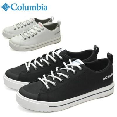 コロンビア スニーカー レインシューズ メンズ レディース黒 ブラック 白 ホワイト ホーソン レイン2 ロウ ウォータープルーフ ローカット 靴
