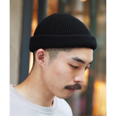 帽子 キャップ ◆【RACAL / ラカル】417 別注 ROLL KNIT CAP