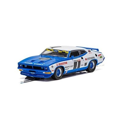 Scalextric XB Falcon Bathurst 1975 Goss & Bartlet 1:32 スロットレースカー C4039