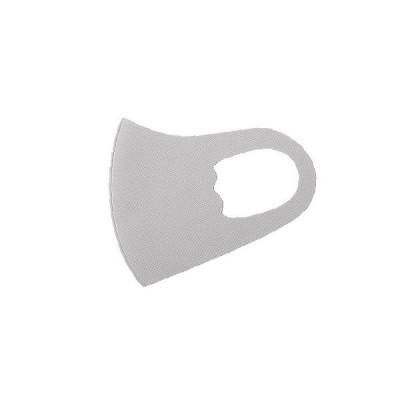 のびのびフィットマスク 子供用(グレー)