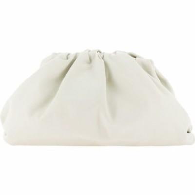 ボッテガ ヴェネタ Bottega Veneta レディース クラッチバッグ バッグ The Pouch Clutch White
