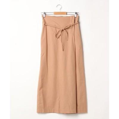スカート nota della mano sinistra /ベルト付きスカート