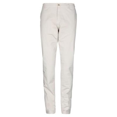 LIU •JO MAN パンツ サンド 52 コットン 97% / ポリウレタン 3% パンツ