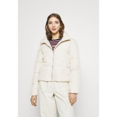 ジェイディーワイ ジャケット&ブルゾン レディース アウター JDYNEWERICA PADDED JACKET - Winter jacket - moonbeam