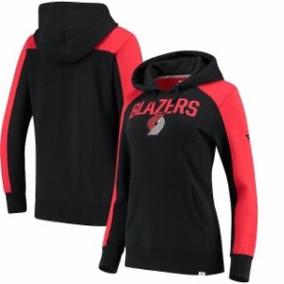 Fanatics Branded ファナティクス ブランド スポーツ用品  Fanatics Branded Portland Trail Blazers Womens Black/Red