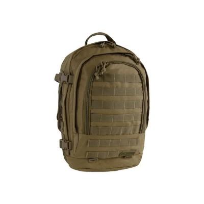 ハイランドタクティカル Highland Tactical メンズ バックパック・リュック バッグ Rumble Heavy Duty Tactical Backpack Dark Green