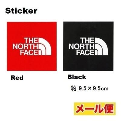 ノースフェイス TNF Square Logo Sticker NN32014 日本製 ステッカー