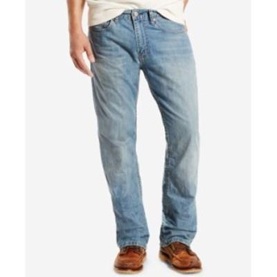 リーバイス メンズ デニムパンツ ボトムス Men's Big & Tall 559 Relaxed Straight Fit Jeans Wellington